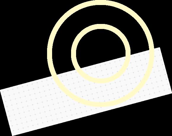 composicion doble circulo